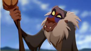 Rafiki dans Le Roi Lion 1